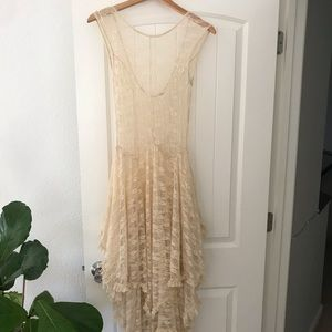 Free People Intimately Lace Dress